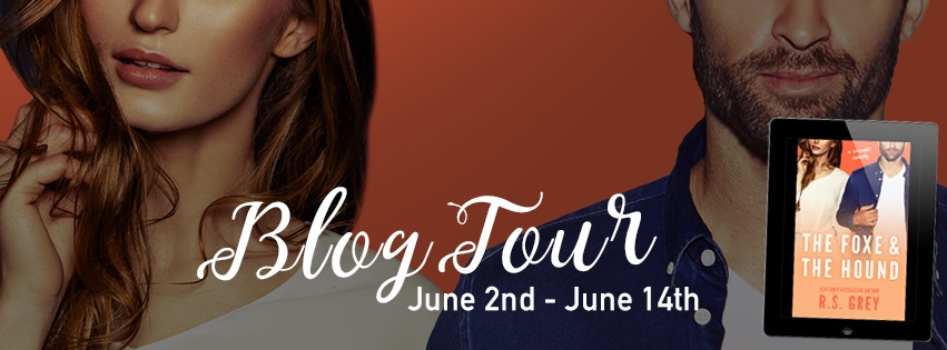 Blog Tour & Review ♥ The Foxe & the Hound by R.S. Grey